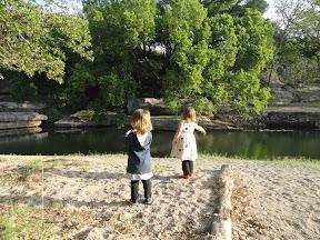 Shoal Creek Austin Little Kids Hike
