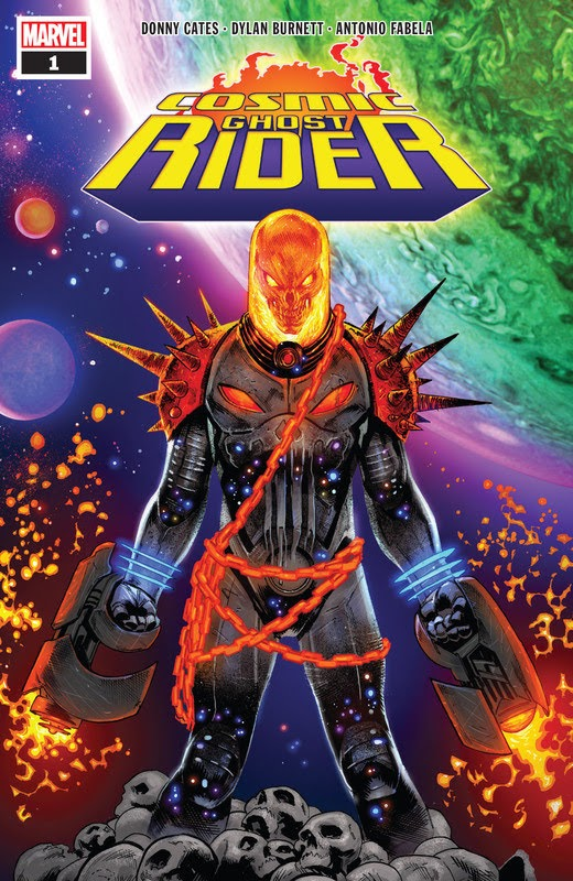 Cosmic Ghost Rider (2018) - complete