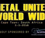 Metal United World Wide - Cape Town, South Africa : ROAR LIVE