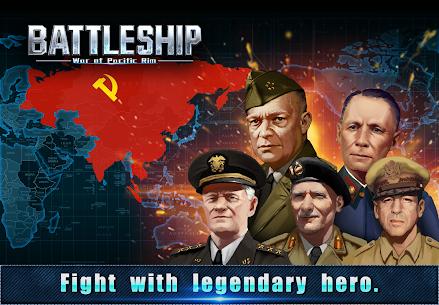 Battleship: Legion War of Pacific Rim 1