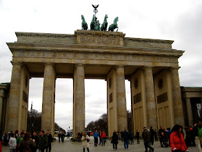 Photo: Brandenburg Tor, Berlin