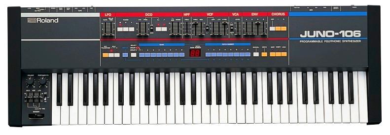 Roland Juno-106 (1983)