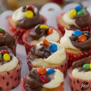 Black and White Cupcakes Recipe