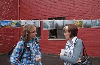 Photo: Карина + Лена = дискуссии по интересам