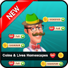 Cheats Reiseführer Homescapes icon