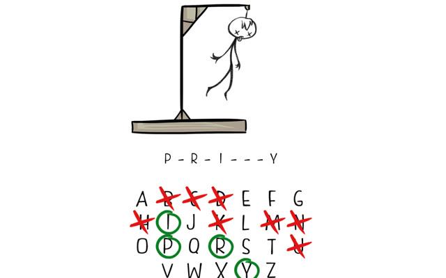 Classic Hangman Game