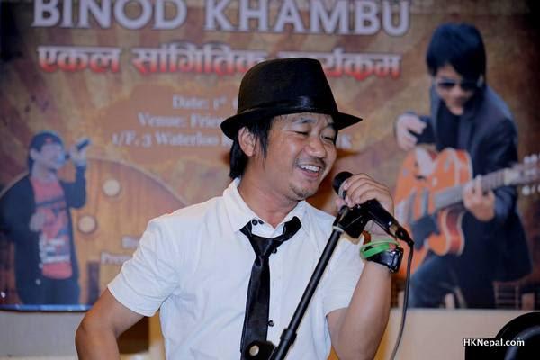 संगीतको सुरमा तालको खेति गरिरहन मन लाग्छ: गायक विनोद खम्वु