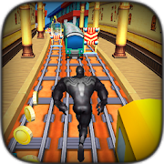 Black Spider Subway Surfer APK