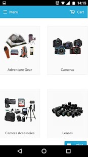 wlend Rent Camera Camping gear- screenshot thumbnail