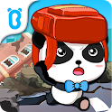 Baby Panda Earthquake Safety 1 icon