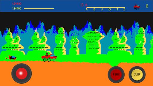 Moon Patrol modavailable screenshots 3