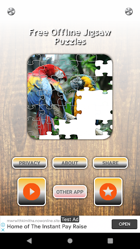 Free Pro Jigsaw Puzzles android2mod screenshots 2