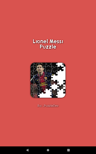 Lionel Messi Game Puzzle android2mod screenshots 7