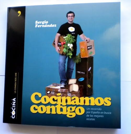 Cocinamos Contigo | Tengo Un Libro Nuevo Cocinamos Contigo De Sergio Fernandez La