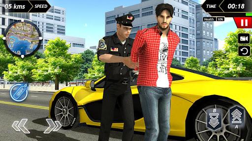 Police Car Racing 2019 Free 1.7 screenshots 1