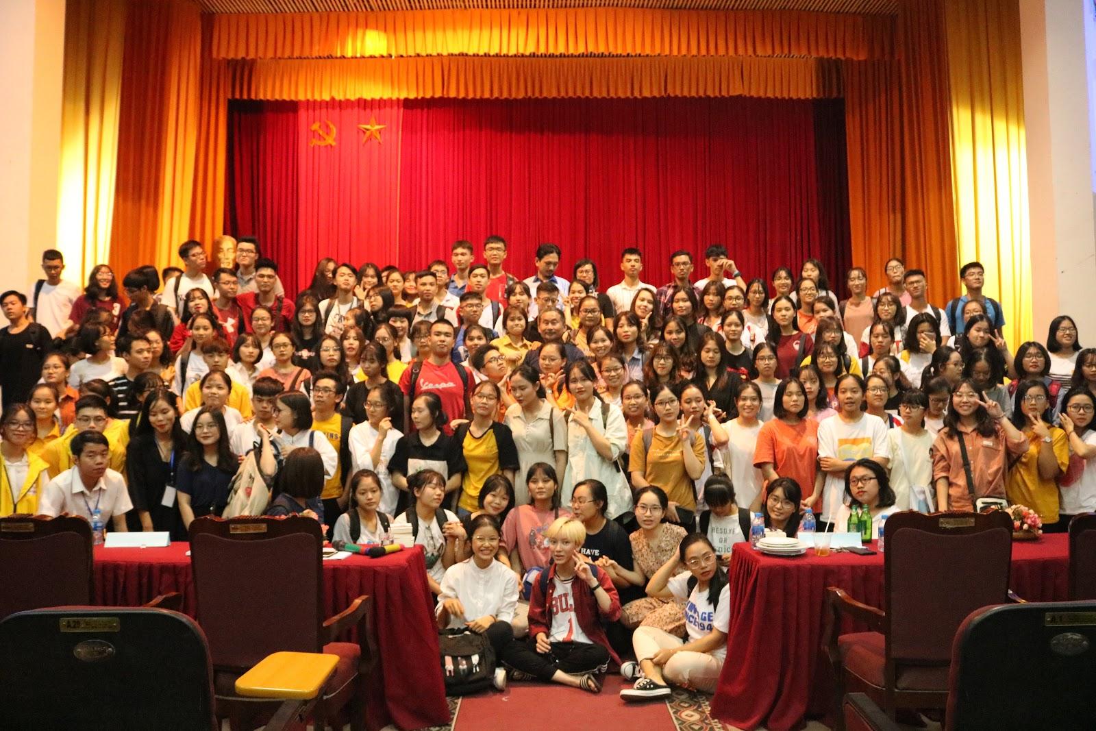 """Youth+ thực hiện sứ mệnh """"Share the value"""" thông qua chuỗi các Workshop"""