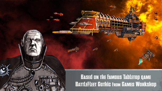 Battlefleet Gothic: Leviathan Screenshot