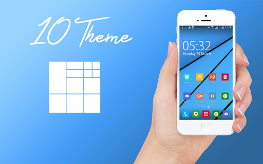 10+ Launcher and Theme