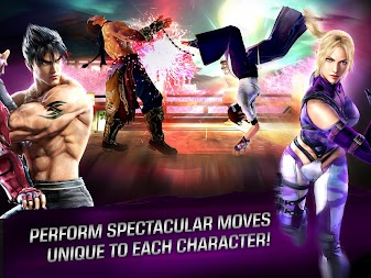 TEKKEN™ APK screenshot thumbnail 10