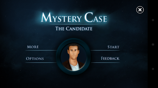 Mystery Case: The Candidate