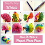 Paper Flower Ideas APK icon