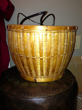 Photo: $3, wicker basket 14 inches tall, storage