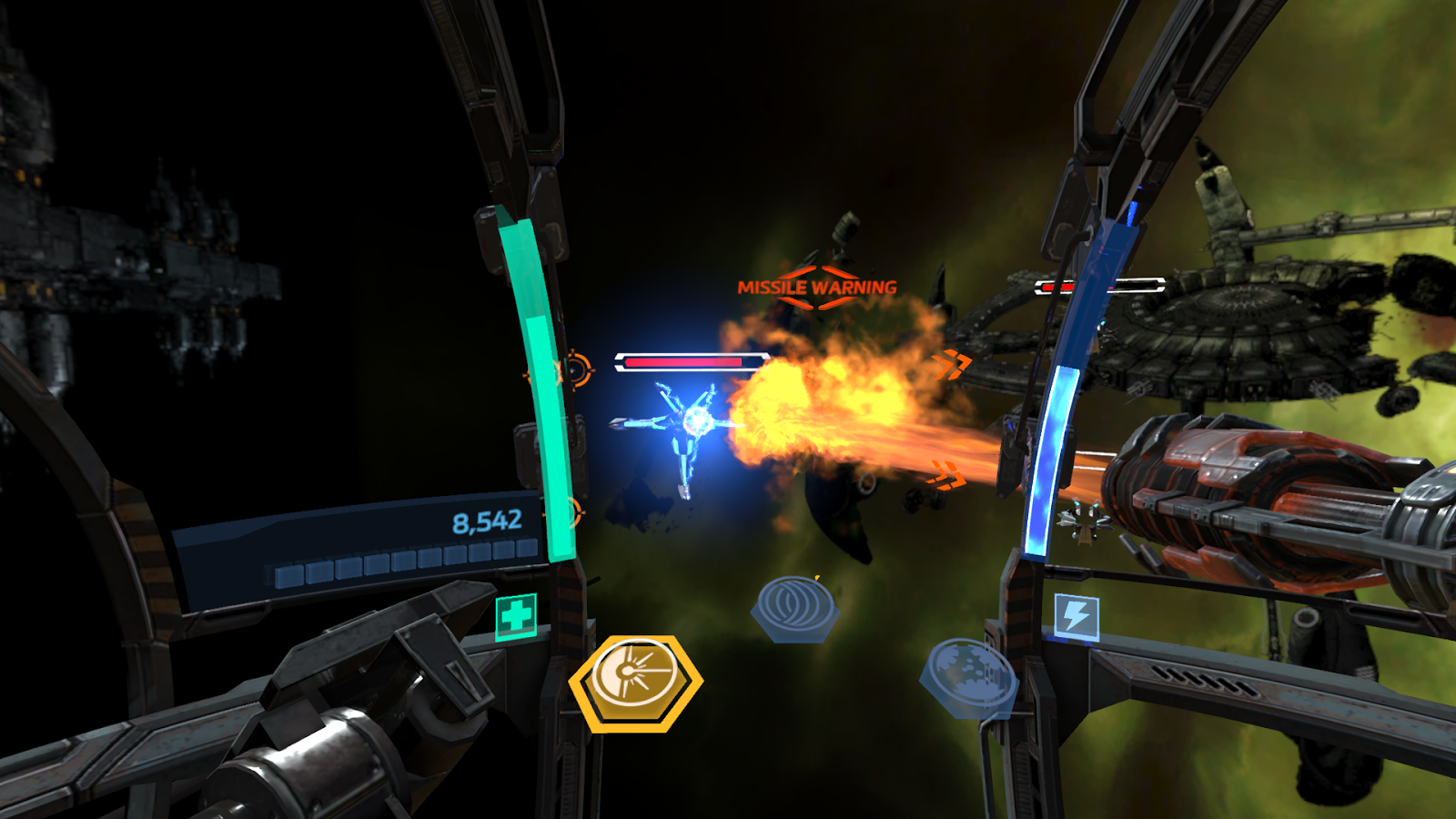Gunjack 2: End of Shift- screenshot