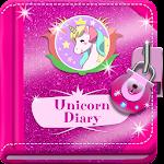 Unicorn Diary Icon