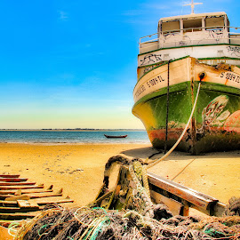 by Jose Artur - Transportation Boats