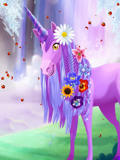 Barbie Dreamtopia Magical Hair screenshot 5