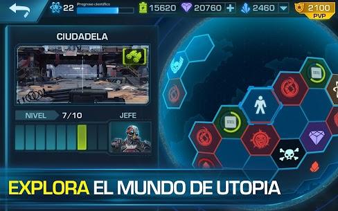 Evolution 2: Battle for Utopia. Shooter & Armas 10