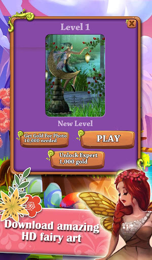 Mahjong Magic Lands: Fairy King's Quest apktram screenshots 5