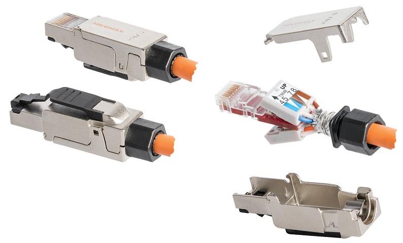 Самообжимный коннектор NIKOMAX