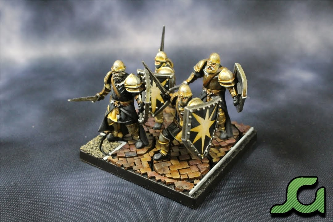 Men-at-arms stand 2