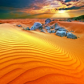 by O J - Landscapes Deserts
