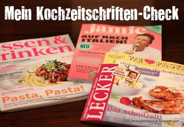 Genuss Kochzeitschrift im kochzeitschriften check das brandneue oliver magazin