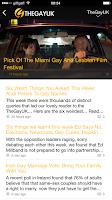 Screenshot of The Gay UK