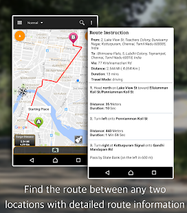 Driving Route Finder- screenshot thumbnail