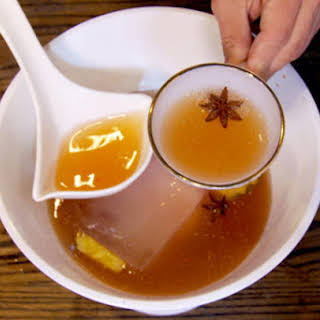 ChampagneHoliday Punch.