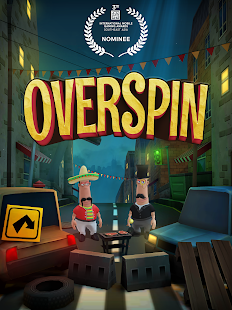 Overspin: Night Run – 3D double runner 18