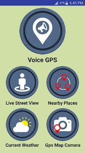 Download App Voice GPS Driving Navigation - Map Camera