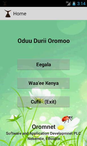 Oduu Durii Oromoo