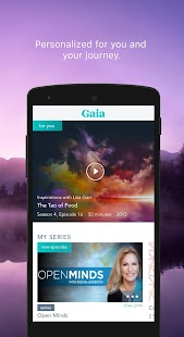 Gaia- screenshot thumbnail