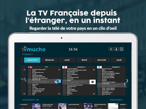 TVMucho - Regarder à l'Étranger 8.1.0 screenshots 8