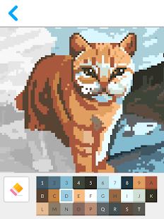 My Pixels - Numbers Coloring Sandbox