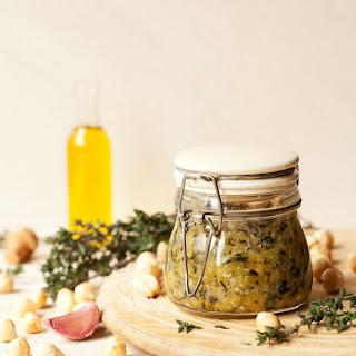 5 Minute Hazelnut Pesto with Thyme Recipe