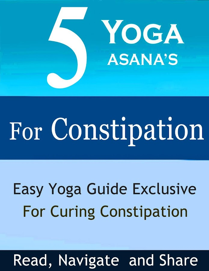 5 Yoga Poses for Constipation- screenshot