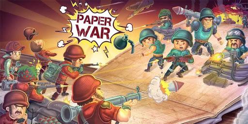 Paper War screenshots 1