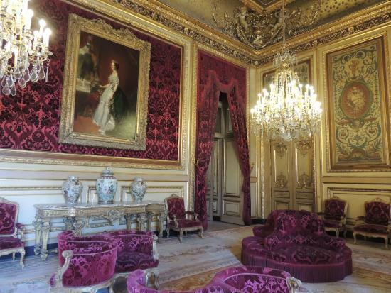 Картинки по запросу napoleon iii apartments louvre