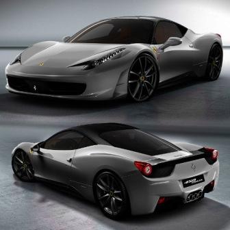 Ferrari 458 Classic Cars